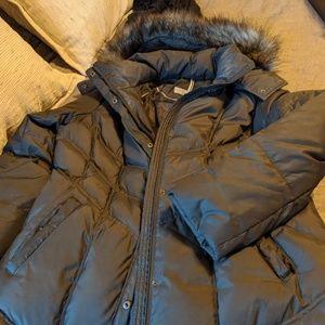 Woman's puffer coat